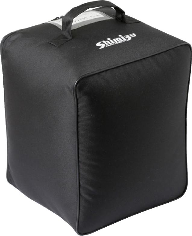 ダウン収納バッグ標準装備